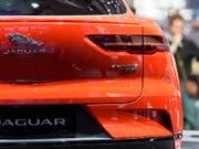 Jaguar Land Rover ist der grösste britische Autohersteller. (Bild: KEYSTONE/CYRIL ZINGARO)