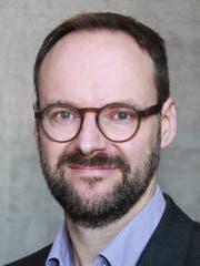 Der abtretende Leiter der Forschungsabteilung der PHSZ, Prof. Dr. Dominik Petko. (Bild:PD)