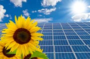 In der Gemeinde hat es bereits 48 Photovoltaik-Anlagen. (Bild PD)