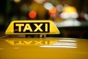 Die Stadt ist mit einem Taxihalter im Streit. (Bild: Reto Martin)