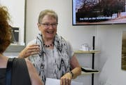 Verena Hefti hat das Kindergärtnerinnenseminar in Amriswil gegründet und geleitet. (Bild: Yvonne Aldrovandi-Schläpfer)