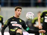 Milan Vilotic spielt künftig für St. Gallen (Bild: KEYSTONE/LAURENT GILLIERON)