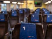 Die SBB hat in den vergangenen sieben Jahren alle 115 Doppelstock-Züge der Zürcher S-Bahn modernisiert. (Bild: KEYSTONE/MELANIE DUCHENE)