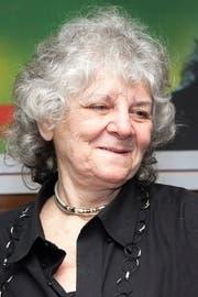 Die Chemikerin und Nobelpreisträgerin Ada Yonath.