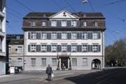 Der Sitz der Privatbank Notenstein La Roche in St.Gallen. (Bild: Keystone)