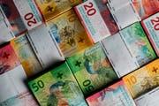 Eine Kontroverse zwischen Stadt und Kanton Luzern ist ums liebe Geld entbrannt (Symbolbild: Keystone/Ti-Press/Gabriele Putzu)