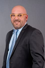 Der Berufsoffizier Andreas Oberholzer präsidiert seit Mai die SVP Gossau-Arnegg. (Bild: PD)