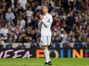 Ronaldo - wirklich nie mehr bei Real Madrid? (Bild: KEYSTONE/EPA EFE/RODRIGO JIMENEZ)