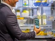 Der Smartphone-Marktführer Samsung bekommt die Konkurrenz aus China zu spüren. (Bild: KEYSTONE/FR 170049AP/ERIC KAYNE)