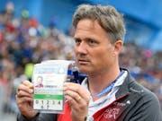 Alex Miescher, Generalsekretär des Schweizerischen Fussballverbands (SFV). (Bild: KEYSTONE/LAURENT GILLIERON)