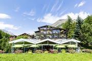 Hotel Pirmin Zurbriggen: ein Paradies im Saastal.