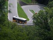 Das Bundesamt für Verkehr weitet die Untersuchung zu Subventionschummeleien bei Postauto aus, auch auf die Jahre vor 2007. (Bild: KEYSTONE/TI-PRESS/PABLO GIANINAZZI)