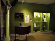 So präsentiert sich die neue Dauerausstellung des Gastronomiemuseums. (Bild: GASTRONOMIEMUSEUM SCHLOSS HÜNEGG/RONALD ZURBUCHEN)