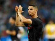 Bedankt sich Cristiano Ronaldo schon bald bei den Fans von Juventus Turin? (Bild: KEYSTONE/AP/FRANCISCO SECO)