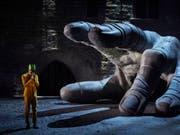 Senecas «Thyestes» unter der Regie von Thomas Jolly hat am Freitag das Theaterfestival von Avignon eröffnet. (Bild: Pressebild)
