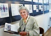 Wilfried Maret zeigt eine mehrteilige Ausstellung. (Bild: Werner Schelbert (Zug, 5. Juli 2018))