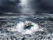 Das Wetter hat auch auf historische Wendepunkte Einfluss. Bild: PD