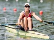 Jeannine Gmelin verzichtete wegen einer traditionsreichen Regatta in England auf die Schweizer Meisterschaften (Bild: KEYSTONE/ALEXANDRA WEY)
