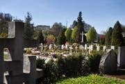 Der Friedhof Friedental in der Stadt Luzern. (Archivbild: Corinne Glanzmann)