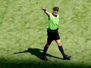 Andres Cunha stand in der Vorrunde zweimal im Einsatz (Bild: KEYSTONE/EPA/ROBERT GHEMENT)