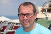 Daniel Römer, VW-Bus-Besitzer (Bild: Barbara Hettich)
