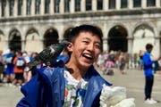 Der verunglückte US-amerikanische Schüler Albert Yin war ein begnadeter Pianist. (Bild: Robert Shin, Albert Yin Memorial Fund, gofundme.com)