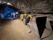 Börsenneuling Blackstone fördert auch die von den Batterieherstellern nachgefragten Metalle Kobalt, Mangan, Molybdän, Lithium, Graphit Kupfer und Nickel.. (Bild: KEYSTONE/LAURENT GILLIERON)
