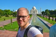 «Manche fanden mich arrogant»: Blogger Jeremy Kunz. (Bild: PD)