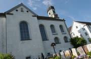 In einem Flügel des Klosters Münsterlingen entstand 1840 das Kantonsspital. Bild: Archiv