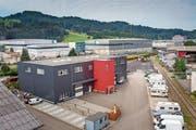 Im Werk von Business House in St.Gallen-Winkeln, einem der sieben Standorte der Stiftung, finden Ausgesteuerte eine sinnvolle Beschäftigung. (Bild: Michel Canonica)