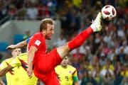Englands Harry Kane: ein möglicher neuer Weltfussballer (Bild: Darko Bendic / EPA)