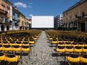 Die Piazza Grande ist das Herzstück des Filmfestivals von Locarno. (Bild: Keystone/Alexandra Wey)