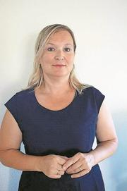 Gabriela Ziswiler-Egli, Präsidentin des Frauenverbandes Sempach, äusserte sich in Sempach zur #MeToo-Debatte. (Bild: pd)