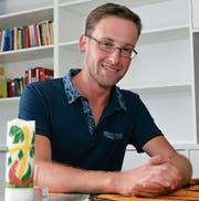 Stefan Kiesewetter ist seit Anfang August der Ortsseelsorger in Au. (Bild: Monika von der Linden)