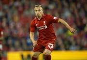 Xherdan Shaqiri spielt seit dieser Saison bei Liverpool. (Bild: EPA)