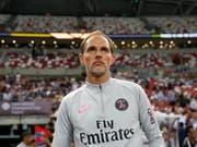 Möchte mit Paris Saint-Germain an die Erfolge der letzten Saison anknüpfen: Thomas Tuchel (Bild: KEYSTONE/EPA/WALLACE WOON)