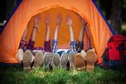Sich verlieben und andere erste Abenteuer erleben: Kinder und Jugendliche erleben in Sommerlagern jeweils sehr viel. Leider finden vor allem aus Kostengründen immer weniger Lager statt. (Bild: LZ Archiv)