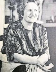 Beteuerte stets ihre Unschuld: Die St.Galler Adoptivkind-Vermittlerin Alice Honegger. (Bild: SRF)