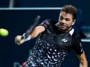 Stan Wawrinka leistet Rafael Nadal harte Gegenwehr (Bild: KEYSTONE/AP The Canadian Press/NATHAN DENETTE)