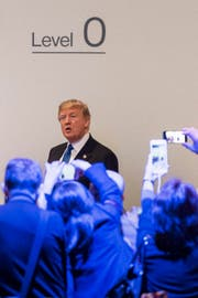 Die Heritage Foundation steht US-Präsident Donald Trump nahe. (Bild: ky)