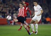 Southampton hofft nach einer schwierigen Saison auf ruhigere Zeiten. (Bild: AP)
