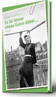 Monika Brunner-Fuchs sprach Erinnerungen aus ihrem Leben ins Diktiergerät, nun wurden diese in einem Buch abgedruckt. (Bild: PD)