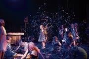 Das Thema «Kindheit» sucht den spielerisch-fantasievollen Umgang mit Musik: Kinder an einer «Young»-Produktion des letztjährigen Lucerne Festivals. (Bild: LF/Manuela Jans)
