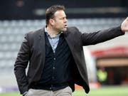 Patrick Rahmen steckt mit dem FC Aarau in der Krise (Bild: KEYSTONE/SALVATORE DI NOLFI)