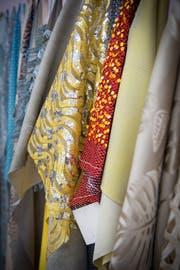 Ein neuer Lehrgang könnte der St.Galler Textilindustrie Impulse geben. (Bild: Ralph Ribi)