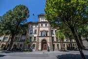 Der Luzerner Ex-Politiker versucht, höhere AHV-Beiträge zu vermeiden. Nachdem er damit vor dem Kantonsgericht nicht durchkam, zieht er nun vor Bundesgericht. (Bild: Pius Amrein)