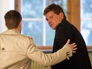 Einweisung in die Klinik: Der einstige Radprofi Jan Ullrich ist tief gefallen. (Bild: KEYSTONE/GIAN EHRENZELLER)