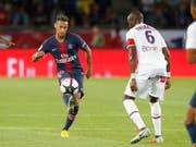 Neymars Blitzstart mit PSG in die neue Saison (Bild: KEYSTONE/AP/MICHEL EULER)