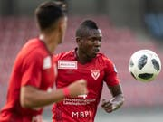 Der FC Vaduz kommt gegen Servette zum zweiten Saisonsieg (Bild: KEYSTONE/ENNIO LEANZA)