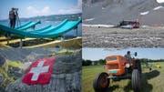 Unfälle auf der Summer-Slide in Steckborn, der Absturz der Ju-52 in Flims, die gerissene Fahne am Säntis und die Trockenheit schrieben in diesem Sommer Schlagzeilen.